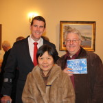 Ben Roberts-Smith with guests supporting White Cloud